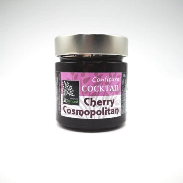 Confiture cherry cosmopolitan
